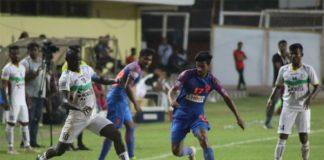 I-League Highlights,I-League 2020 Highlights,TRAU FC vs Indian Arrows Highlights,I-League 2020,I-League