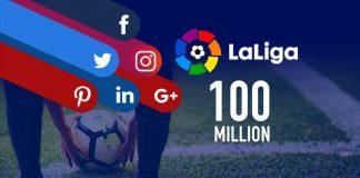 La Liga social media,La Liga social profiles,La Liga football league,Alfredo Bermejo,Sports Business News