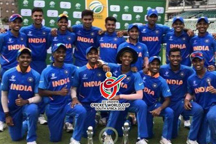 Yashasvi Jaiswal,Kartik Tyagi,India vs Afghanistan,India vs Afghanistan U-19 world cup,U-19 world cup 2020