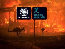 Hockey India,Hockey Australia,Australian Bushfire,Australian Bushfire fund raising,Sports Business News