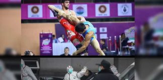 Asian Olympic Wrestling Qualifiers,Olympic Wrestling Qualifiers,Wrestling News India,Coronavirus china,Olympic Qualifiers 2020