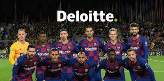 FC Barcelona,Deloitte Football Money League,Football Money League 2020,Real Madrid,Sports Business News