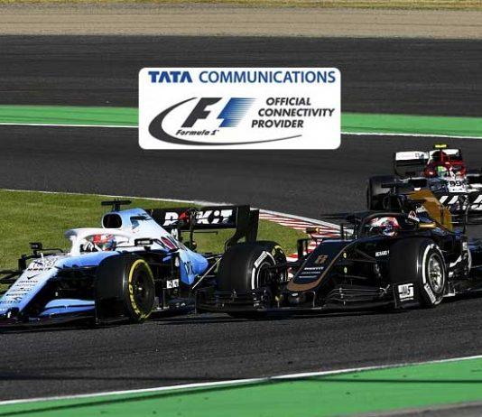 Tata Communications,Formula 1 race,Amit Sinha Roy,F1 end partnership,Sports Business News