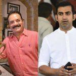 Gautam Gambhir,Madan Lal,BCCI,Sulakshana Naik, Sports Business News India