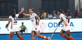 Hockey India,Indian Women's Hockey Team,World Games Athlete of the Year 2019,Rani Rampal,Women's Hockey Team