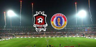 I-League LIVE,I-League LIVE Streaming,I-League LIVE telecast,I-League 2020 LIVE,Churchill Brothers vs Quess East Bengal LIVE