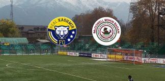 I-League LIVE,I-League LIVE Streaming,I-League LIVE telecast, I-League 2020 LIVE,Real Kashmir FC vs Mohun Bagan LIVE