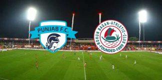 I-League LIVE,I-League LIVE Streaming,I-League LIVE telecast,Punjab FC vs Mohun Bagan LIVE,I-League 2020