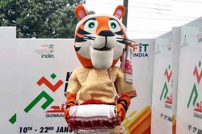 Khelo India Games,2020 Khelo India Games,Khelo India Youth Games,Sandip Pradhan,Khelo India athletes