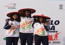 Kenisha Gupta,Soubrity Mondal,Khelo India Youth Games,Khelo India 2020 results,Khelo India Youth Games 2020 results