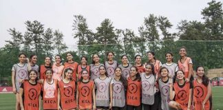 Kica Women's football league,Women's football league,Aneesha Labroo,Kica activewear,Sports Business News