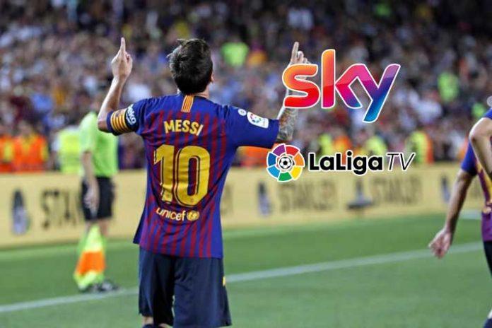 LaLigaTV,Sky's platform,Premier Sports broadcast,LaLiga,Sports Business News