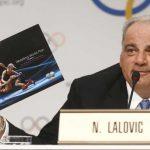 Nenad Lalovic,United World Wrestling,Tokyo 2020 Olympic Games,WrestlingTV,Olympic Wrestling