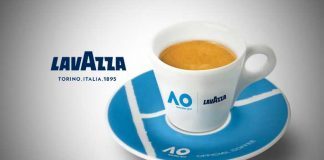 Australian open 2020,Lavazza coffee industry,Australian Open Coffee Partner,Australian tennis,Sports Business News