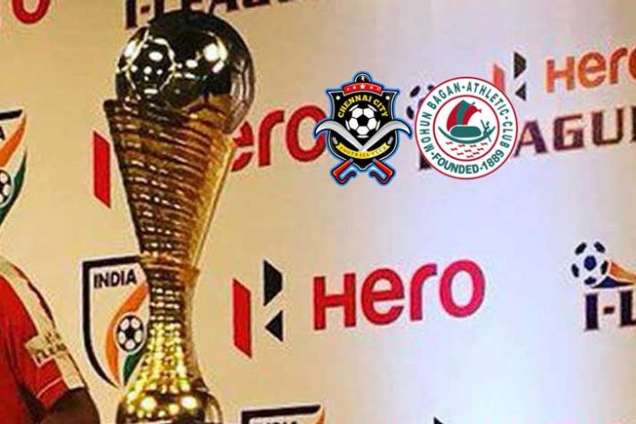 I-League LIVE,I-League LIVE telecast,I-League LIVE streaming,Mohun Bagan vs Chennai City FC LIVE,I-League 2020 LIVE
