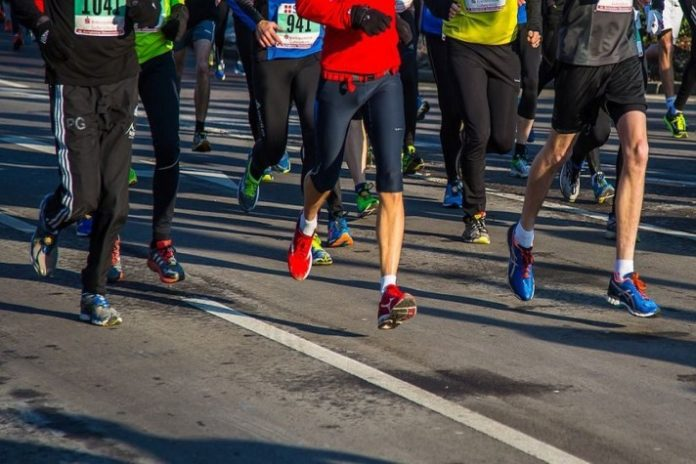 Run for Her marathon,David Hartman,Rekha sharma,Run with me foundation,National Girl Child Day