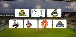 PSL 2020,Pakistan Super League,PSL Teams,PSL,Pakistan Super League 2020