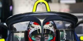 Formula 1 race,Formula E,F1 driver's eye,Rokit Venturi,Sports Business News