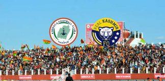 I-League LIVE,I-League LIVE Streaming,I-League LIVE telecast,NEROCA FC vs Real Kashmir FC LIVE,I-League 2020