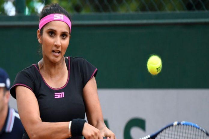Sania Mirza,Hobart International,Nadiia Kichenok,Women's doubles semifinals,Indian tennis