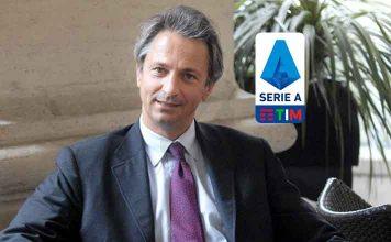 Paolo Dal Pino,Italian Football League,Lega Serie A President,Serie A 2019-20,Sports Business News