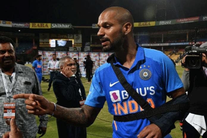 Shikhar Dhawan,India vs New Zealand,IND vs NZ series 2020,BCCI,India vs New Zealand T20 series