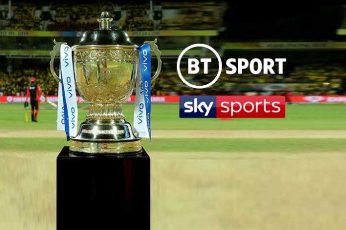BT Sport,Sky Sports,IPL media rights,Indian Premier League,Sports Business News