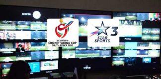 ICC U19 World Cup LIVE,ICC U19 World Cup 2020,Star Sports, ICC U19 World Cup,South Africa vs Afghanistan U19 world cup