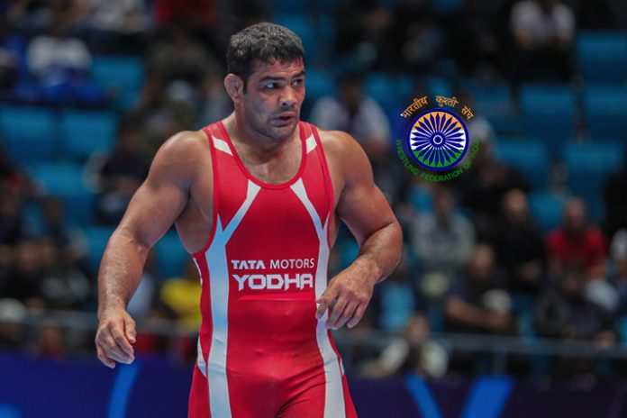 Sushil Kumar,Indian Wrestling Team Trials,Wrestling Federation of India,Kushti India,Wrestling News India