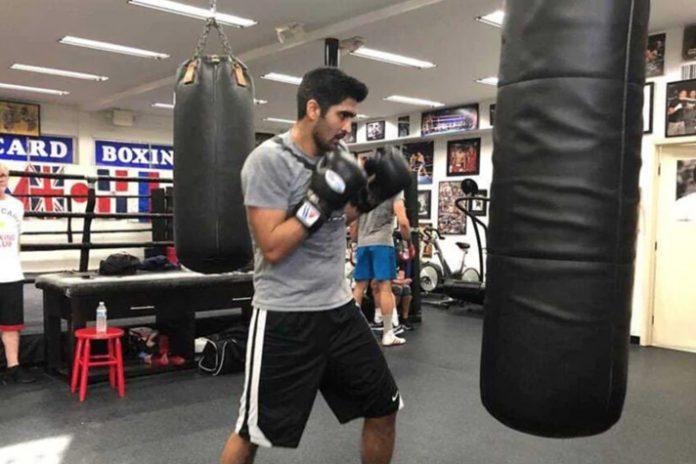 Vijender Singh,Indian boxer,IOS Boxing,Vijender World Title,Sports Business News