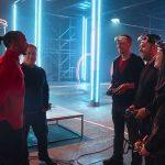 Lewis Hamilton,Formula 1 champion,Vodafone 5G campaign,Sports Business News,UK drone racers