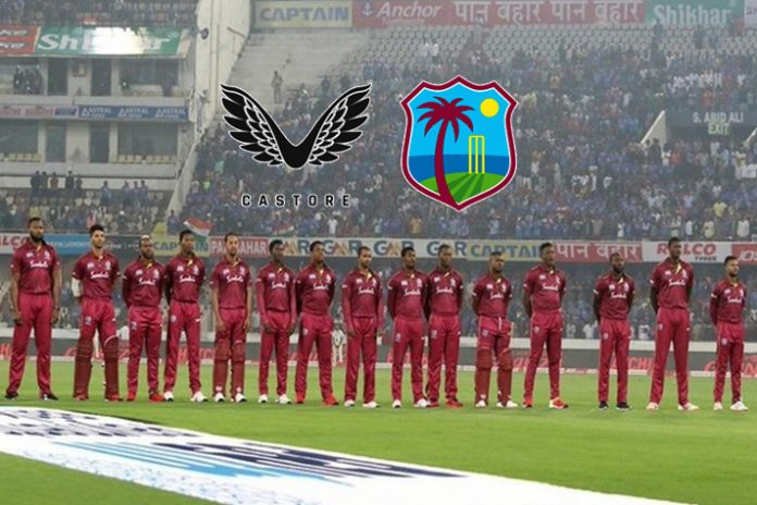 Cricket West Indies,Castore sportswear,British sportswear,ICC T20 World Cup,Sports Business News