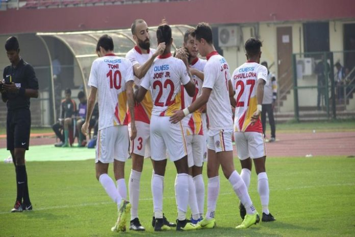 I-League 2020 Highlights,I-League Highlights,East Bengal vs Indian Arrows Highlights,Jaime Colado,I-League 2020