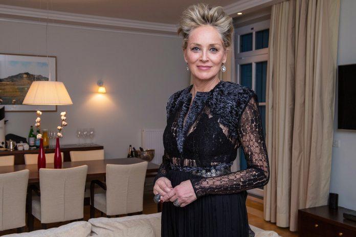 Sharon Stone,2020 Laureus World Sports Awards,Laureus Awards,Laureus World Sports Awards,Sports Business News