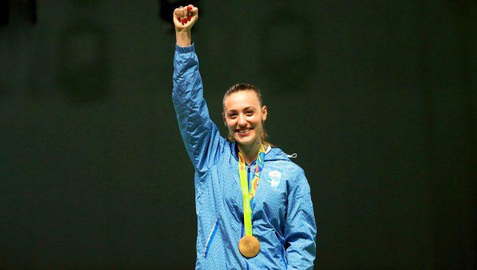 Tokyo 2020 olympic,Tokyo 2020, Anna Korakaki,Olympian shooter,2020 olympic games