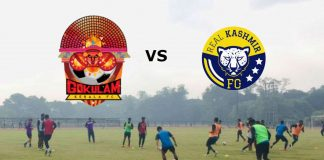 I-League LIVE,I-League LIVE Streaming,I-League LIVE telecast,I-League 2020 LIVE,Real Kashmir FC vs Gokulam Kerala FC LIVE
