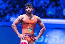 Ravinder Kumar Dahiya,Ravinder Kumar Dahiya Ban,Ravinder Kumar Dahiya doping,Kushti India,Wrestling News India
