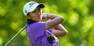 Aditi Ashok,Indian golfer,Australian Ladies Classic Bonville,Geoff King Motors,Stephanie Kyriacou