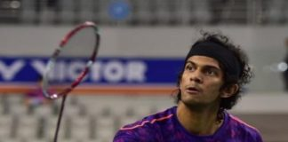 Ajay Jayram,Barcelona Spain Masters,Barcelona Masters badminton,Indian shuttler,BWF World Tour Super 300