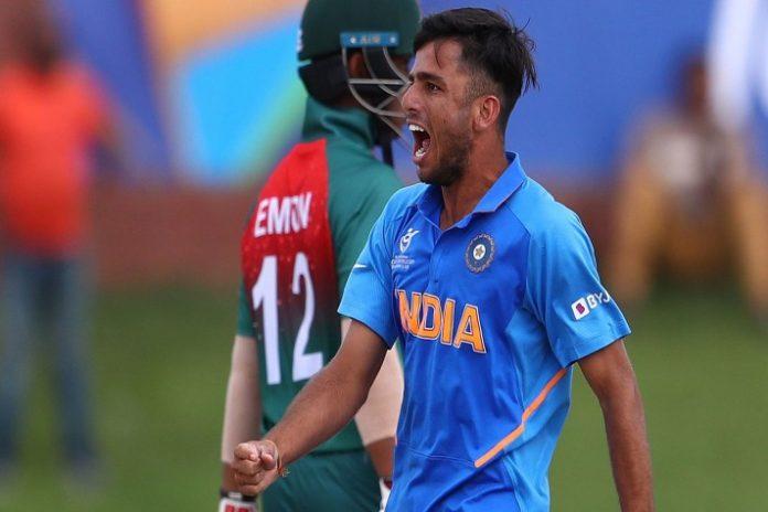 Akash Singh,Ravi Bishnoi,ICC U-19 World Cup final,ICC Code of Conduct,India-Bangladesh
