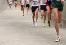 Rashpal Singh,Jyoti Gawte,New Delhi Marathon,IDBI Federal Life Insurance,Sachin Tendulkar
