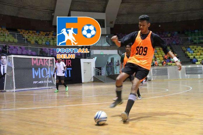 Football Delhi,Futsal League,Shaji Prabhakaran,Bankim Dutta,Sports Business News India