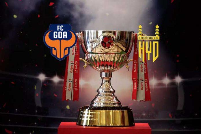 ISL LIVE,ISL LIVE telecast,ISL LIVE Streaming,Indian Super League LIVE,FC Goa vs Hyderabad FC LIVE