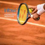 Infosys Knowledge Institute,Tennis tournament,Tennis Australia,Australian Open,Sports Business News India