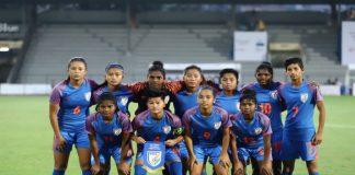 U-17 women's football team,Indian U-17 women's football,Indian women's football,Sumati Kumari,India vs Romania u-17 women's football