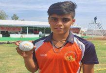 Kashvee Gautam,Anil Kumble,Women's U-19 ODI,Women's domestic ODI,Debasish Mohanty