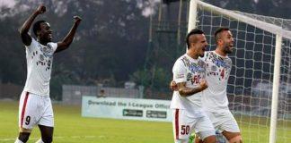 I-League 2020 Highlights,I-League Highlights,Mohun Bagan vs Neroca FC Highlights,Fran Gonzalez,I-League 2020