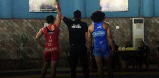 Asian Olympic Wrestling Qualifiers,Asian Olympic Qualifiers,Asian Olympic Wrestling Qualifiers 2020,Sakshi Malik,Wrestling News India
