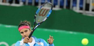 Sania Mirza,Sania Mirza calf injury,Dubai Open,Caroline Garcia,Indian tennis