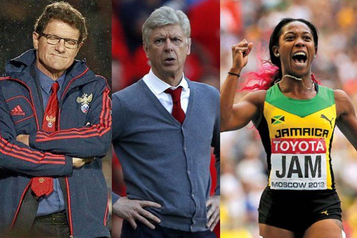 Laureus World Sports Awards,Fabio Capello,Arsene Wenger,Laureus Awards,Sports Business News